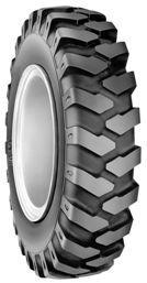 Excavator EM936 Lug Tires