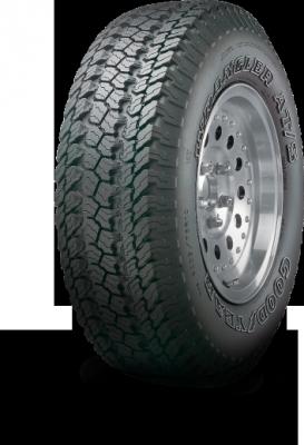 Wrangler AT/S Tires
